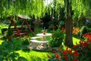 Фото 5 Ландшафтный дизайн дачного участка: 60 воплощений зеленого рая своими руками (фото)