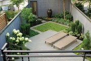 Фото 25 Ландшафтный дизайн дачного участка: 60 воплощений зеленого рая своими руками (фото)