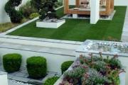 Фото 26 Ландшафтный дизайн дачного участка: 60 воплощений зеленого рая своими руками (фото)