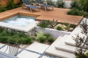 Фото 6 Ландшафтный дизайн дачного участка: 60 воплощений зеленого рая своими руками (фото)