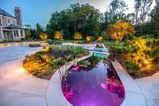 Фото 1 Ландшафтный дизайн дачного участка: 60 воплощений зеленого рая своими руками (фото)