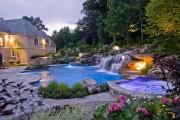 Фото 30 Ландшафтный дизайн дачного участка: 60 воплощений зеленого рая своими руками (фото)