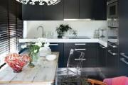 Фото 24 Люстра для кухни: 115 свежих идей, как сделать интерьер ярче (фото)