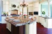 Фото 30 Люстра для кухни: 115 свежих идей, как сделать интерьер ярче (фото)