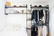 Фото 6 50 Идей маленьких гардеробных комнат: максимум удобства и минимум пространства (фото)