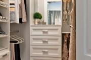Фото 8 50 Идей маленьких гардеробных комнат: максимум удобства и минимум пространства (фото)