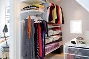 Фото 11 50 Идей маленьких гардеробных комнат: максимум удобства и минимум пространства (фото)