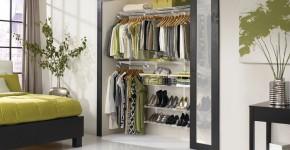 50 Идей маленьких гардеробных комнат: максимум удобства и минимум пространства (фото) фото