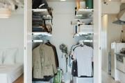 Фото 27 50 Идей маленьких гардеробных комнат: максимум удобства и минимум пространства (фото)