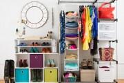 Фото 3 50 Идей маленьких гардеробных комнат: максимум удобства и минимум пространства (фото)