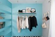 Фото 16 50 Идей маленьких гардеробных комнат: максимум удобства и минимум пространства (фото)
