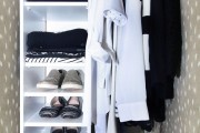 Фото 17 50 Идей маленьких гардеробных комнат: максимум удобства и минимум пространства (фото)