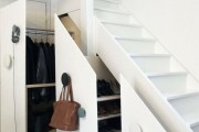 Фото 23 50 Идей маленьких гардеробных комнат: максимум удобства и минимум пространства (фото)