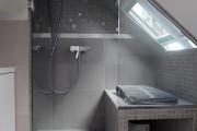 Фото 11 Дизайн маленькой ванной комнаты: 85+ секретов гармоничного оформления и экономии места