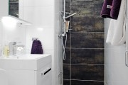Фото 13 Дизайн маленькой ванной комнаты: 85+ секретов гармоничного оформления и экономии места