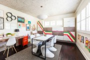 Фото 36 Детские спальни для мальчиков: 100+ лучших фотоидей дизайна интерьера детской комнаты