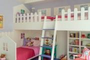 Фото 7 Детская мебель для девочек (70+ фото восхитительных идей): оформляем комнату маленькой леди со вкусом!