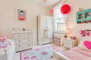 Фото 16 Детская мебель для девочек (70+ фото восхитительных идей): оформляем комнату маленькой леди со вкусом!