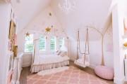 Фото 19 Детская мебель для девочек (70+ фото восхитительных идей): оформляем комнату маленькой леди со вкусом!