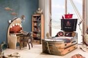 Фото 29 Морской стиль в интерьере (100+ фотоидей): как создать свежий и лаконичный дизайн в духе Хэмингуэя