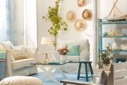 Фото 22 Морской стиль в интерьере (100+ фотоидей): как создать свежий и лаконичный дизайн в духе Хэмингуэя