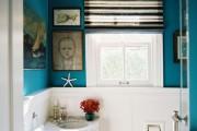 Фото 26 Морской стиль в интерьере (100+ фотоидей): как создать свежий и лаконичный дизайн в духе Хэмингуэя
