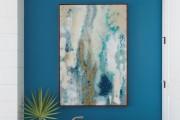 Фото 2 Морской стиль в интерьере (100+ фотоидей): как создать свежий и лаконичный дизайн в духе Хэмингуэя