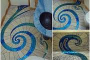 Фото 2 55 Арт идей мозаики своими руками в саду и интерьере