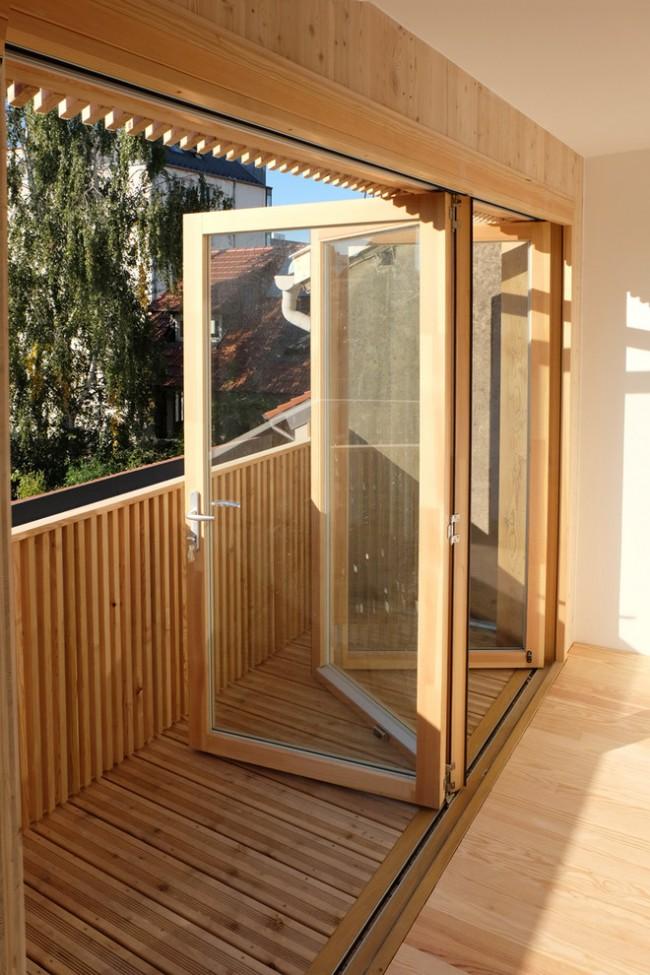 Отделка балконов внутри: всё разнообразие вариантов (45 фото)