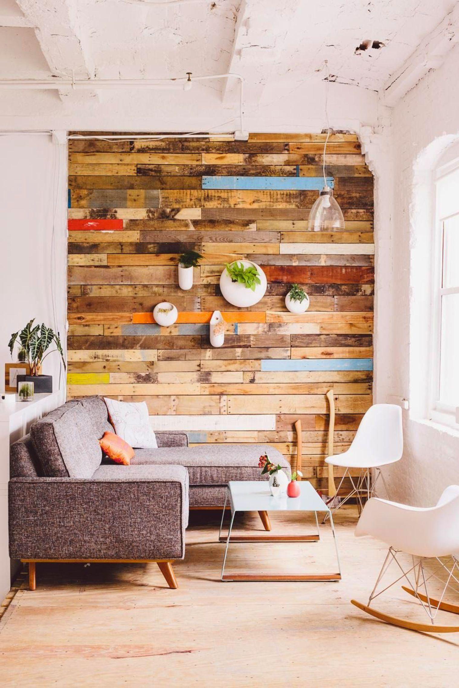 Оригинальный интерьер: красота и экологичность деревянных ст.