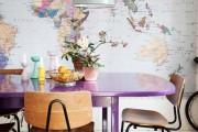 Фото 22 Фотообои на кухне: 5 идей для создания неповторимого интерьера (фото)