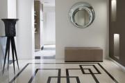 Фото 3 Плитка на пол в коридоре: 55 практичных решений дизайна прихожей (фото)