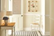 Фото 19 Плитка на пол в коридоре: 55 практичных решений дизайна прихожей (фото)