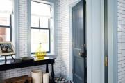 Фото 22 Плитка на пол в коридоре: 55 практичных решений дизайна прихожей (фото)