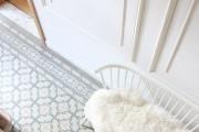 Фото 23 Плитка на пол в коридоре: 55 практичных решений дизайна прихожей (фото)