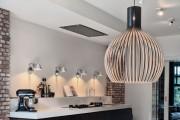 Фото 6 Потолки из гипсокартона на кухне: важный аспект в геометрии пространства (фото)