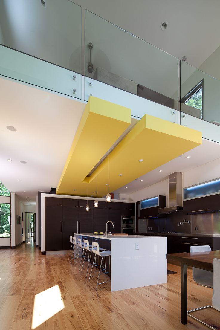Дизайн потолков на кухне фото 2015 современные идеи