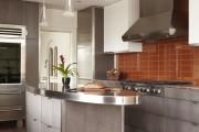Фото 12 Потолки из гипсокартона на кухне: важный аспект в геометрии пространства (фото)