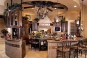 Фото 13 Потолки из гипсокартона на кухне: важный аспект в геометрии пространства (фото)