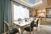 Фото 15 Потолки из гипсокартона на кухне: важный аспект в геометрии пространства (фото)