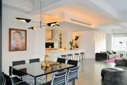Фото 19 Потолки из гипсокартона на кухне: важный аспект в геометрии пространства (фото)