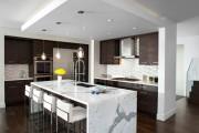 Фото 20 Потолки из гипсокартона на кухне: важный аспект в геометрии пространства (фото)