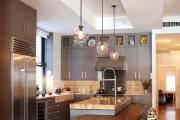 Фото 21 Потолки из гипсокартона на кухне: важный аспект в геометрии пространства (фото)