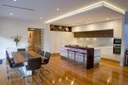 Фото 24 Потолки из гипсокартона на кухне: важный аспект в геометрии пространства (фото)