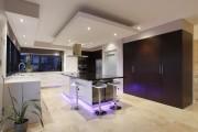 Фото 23 Потолки из гипсокартона на кухне: важный аспект в геометрии пространства (фото)