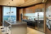 Фото 27 Потолки из гипсокартона на кухне: важный аспект в геометрии пространства (фото)