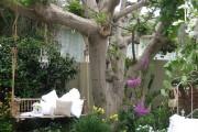 Фото 25 Качели садовые: 60 супер-фото для изготовления своими руками, чертежи