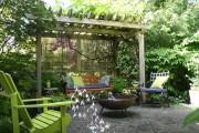 Фото 26 Качели садовые: 60 супер-фото для изготовления своими руками, чертежи