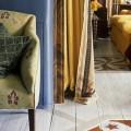 30+ Идей штор на двери: изящный декор для дверных проемов фото