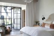 Фото 4 30+ Идей штор на двери: изящный декор для дверных проемов